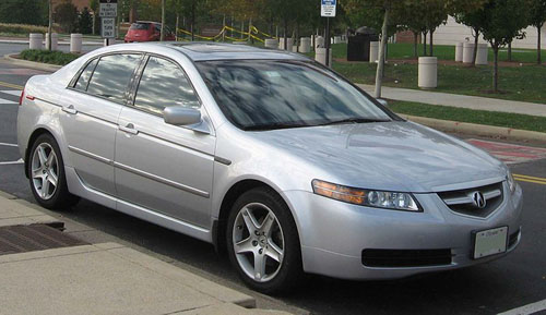 Download Acura Tl repair manual