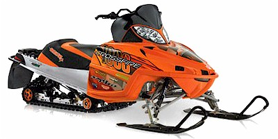 Download Arctic Cat 2-Stroke Snowmobile repair manual