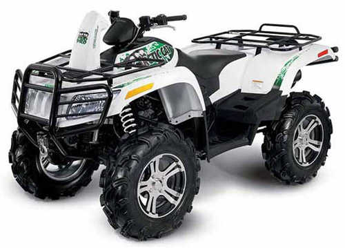 Download Arctic Cat 400-1000 4x4 Atv repair manual