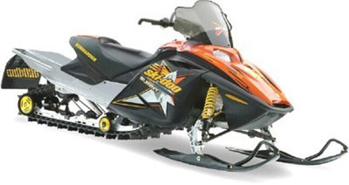 Download Bombardier Ski-Doo Snowmobile repair manual