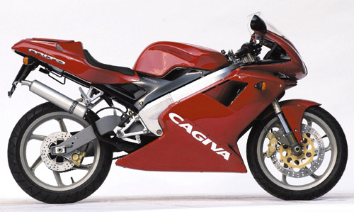 Download Cagiva Mito 125 repair manual