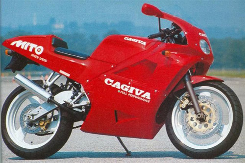 Download Cagiva Mito Racing repair manual