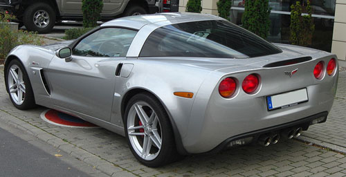 Download Chevrolet Corvette repair manual