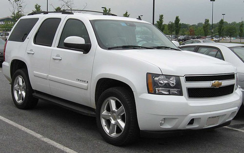 Download Chevrolet Tahoe repair manual