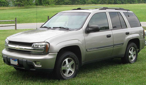 Download Chevrolet Trailblazer repair manual