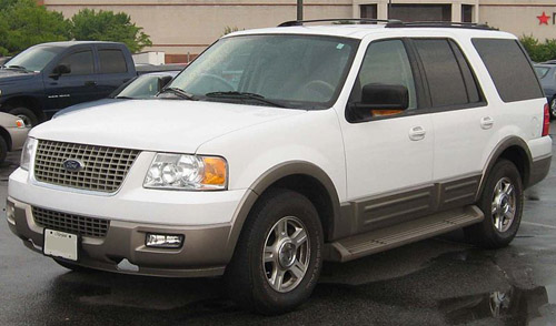 Download Ford Expedition repair manual