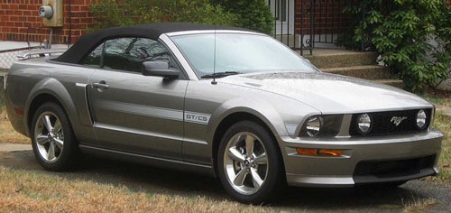Download Ford Mustang repair manual