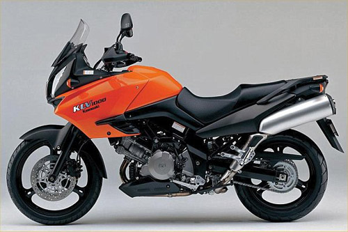 Download Kawasaki Klv-1000 repair manual