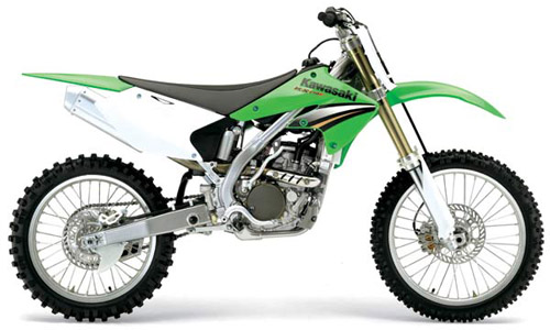 Download Kawasaki Kx-250f repair manual