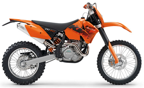 Download Ktm 250 Exc-Racing repair manual