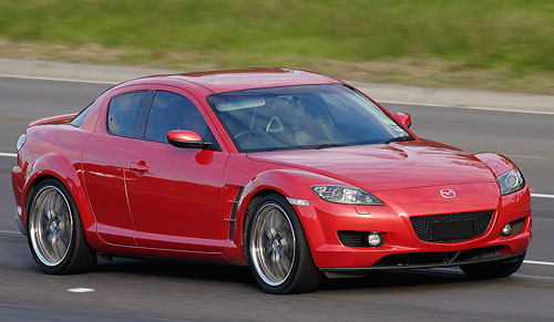 Download Mazda Rx8 repair manual