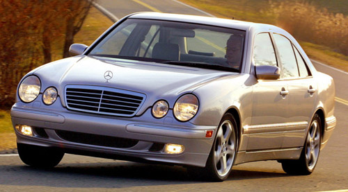 Download Mercedes E320 repair manual