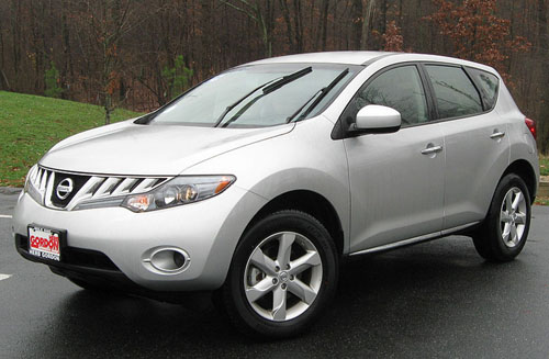 Download Nissan Murano Z51 repair manual