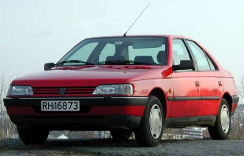 Download Peugeot 405 repair manual