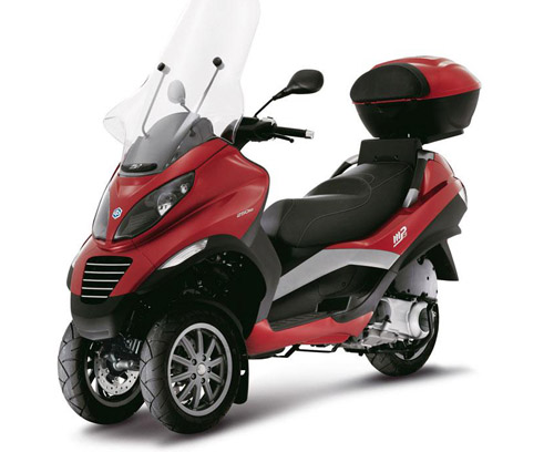 Download Piaggio Mp3 250 repair manual