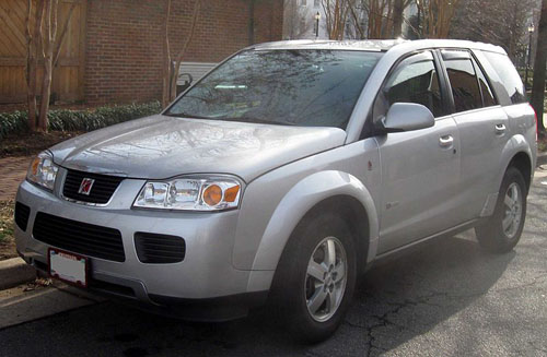 Download Saturn Vue repair manual