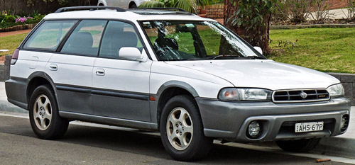 Download Subaru Outback 1 repair manual