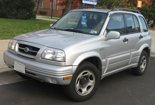 Download Suzuki Grand Vitara repair manual