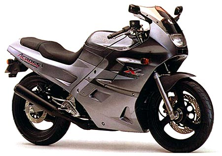 Download Suzuki Gsx-250f Across repair manual