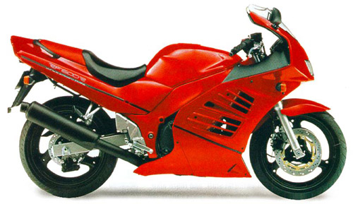 Download Suzuki Rf600r repair manual