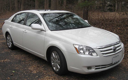 Download Toyota Avalon repair manual