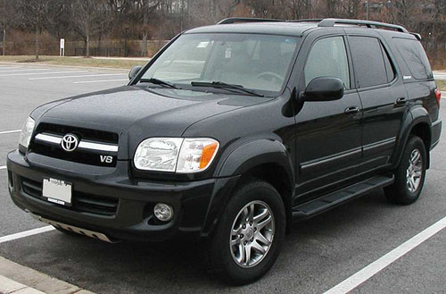 Download Toyota Sequoia repair manual