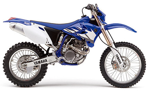 Download Yamaha Wr450f repair manual