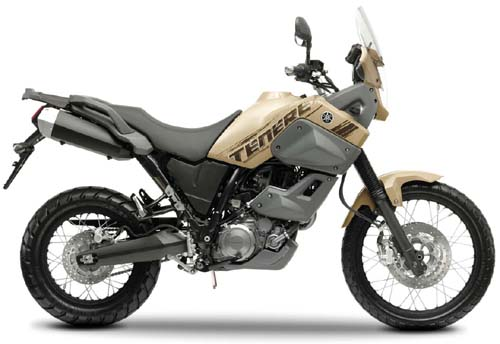 Download Yamaha Xt-660z Tenere repair manual