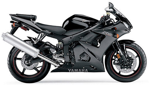 Download Yamaha Yzf-R6 repair manual
